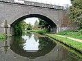 Bridge No 74 near Lifford, Birmingham - geograph.org.uk - 1727591.jpg