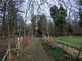 Bridleway to Wothorpe - geograph.org.uk - 1621144.jpg