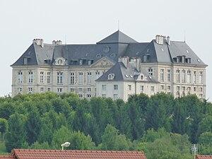 Brienne-le-Château - Image: Brienne le chateau 2009