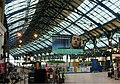 Brighton railway station - Sussex - England - 140804.jpg