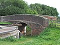 Brinepit Bridge (No 79), Trent and Mersey Canal, Weston, Staffordshire - geograph.org.uk - 553998.jpg