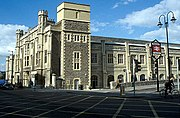 The British Empire & Commonwealth Museum in Bristol, UK.