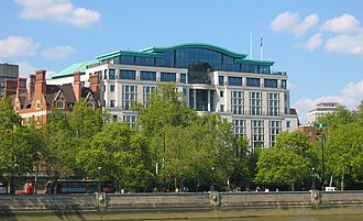 British American Tobacco - The Globe House: British American Tobacco's current headquarters