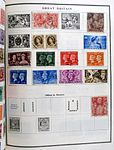 British postage stamps on album pages-2.jpg