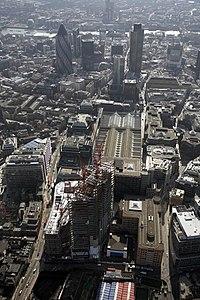 Лондон фінансовий центр держави