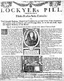 Broadsheet advertsing L.Lockyer's patent medicine Wellcome L0002420.jpg