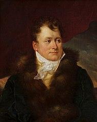 Portret Ignacego Nosarzewskiego