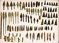 Bronze Zu (Arrowheads), Western Zhou Through Han (10625037526).jpg
