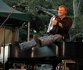 Bruce Hornsby discography