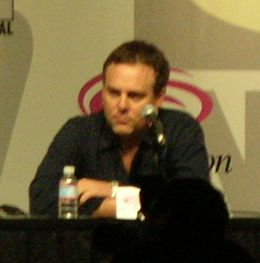 Bryan Burk at WonderCon 2009.JPG