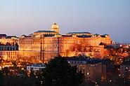 Buda Castle Evening 2010