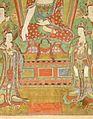Buddha Seokgamoni (Shakyamuni) Preaching to the Assembly on Vulture Peak LACMA AC1998.268.1 (6 of 11).jpg