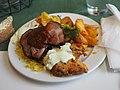 Buffet lunch with roast pig in Vantaa.jpg