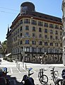 Building at the crossing of the Rue de la Fontaine and the Rue du Marché, Genève B.jpg
