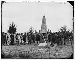Bull Run, Va. Dedication of the battle monument 03773v.jpg