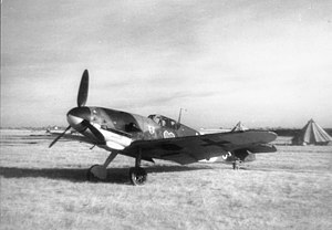 Jagdgeschwader 54 - Bf 109G-2 of JG 54 on the Russian front, August 1942
