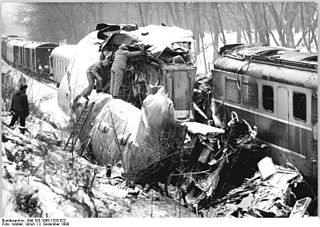 Horka train collision