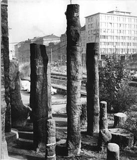 Chemnitz petrified forest