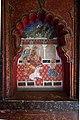 Bundi-Garh Palace-Chhatra Mahal-Adoration of Vishnu krishna Kali and Narasimha-20131015.jpg