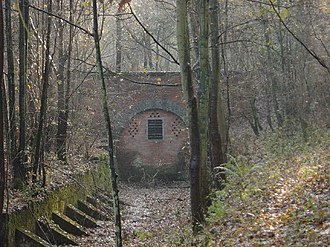 Malton and Driffield Junction Railway - Image: Burdale Tunnel North Portal geograph.org.uk 83192