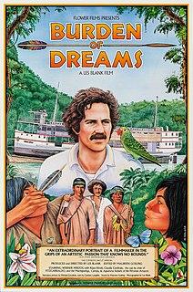 <i>Burden of Dreams</i> 1982 film