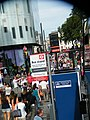 Bus stand in Coventry Street, London - panoramio (2).jpg