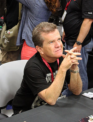 Butch Patrick - Patrick at San Diego Comic-Con International in July 2014