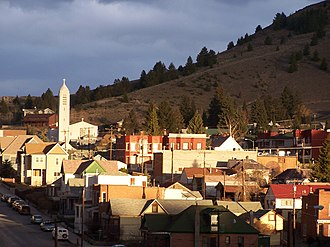 Butte–Anaconda Historic District - Image: Butteview