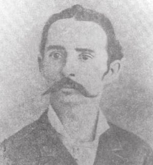 César Nicolás Penson - Image: César Nicolás Penson