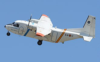 CASA C-212 Aviocar - A CASA C-212 of the Spanish Air Force