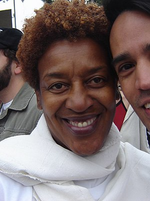 C. C. H. Pounder - Pounder in May 2007