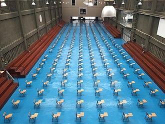 Cebu Doctors' University - CDU Examination Hall