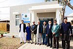 CEO PESCO Syed Hassan Fazil visits newly renovated Customer Care Center (16710936212).jpg