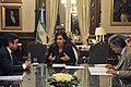 CFK, Luis Alberto Moreno y De Vido.jpg