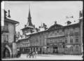 CH-NB - Bern, Hôtel de musique, façade, vue d'ensemble - Collection Max van Berchem - EAD-6611.tif