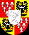 COA bishop DE Forster Heinrich.png