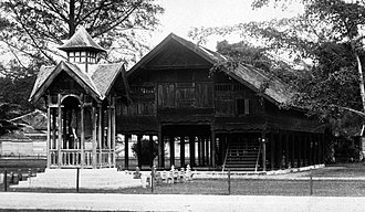 Colonial Exhibition of Semarang - Image: COLLECTIE TROPENMUSEUM Het Atjeh Museum in Koetaradja T Mnr 60023674
