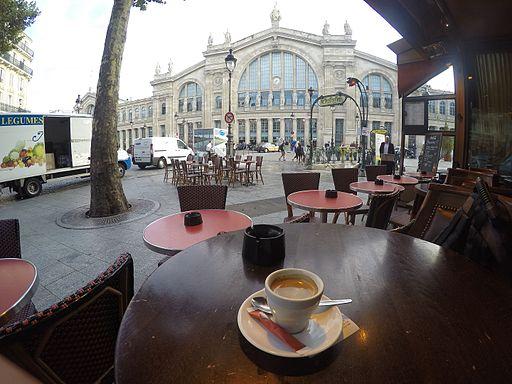 Café Gare du Nord