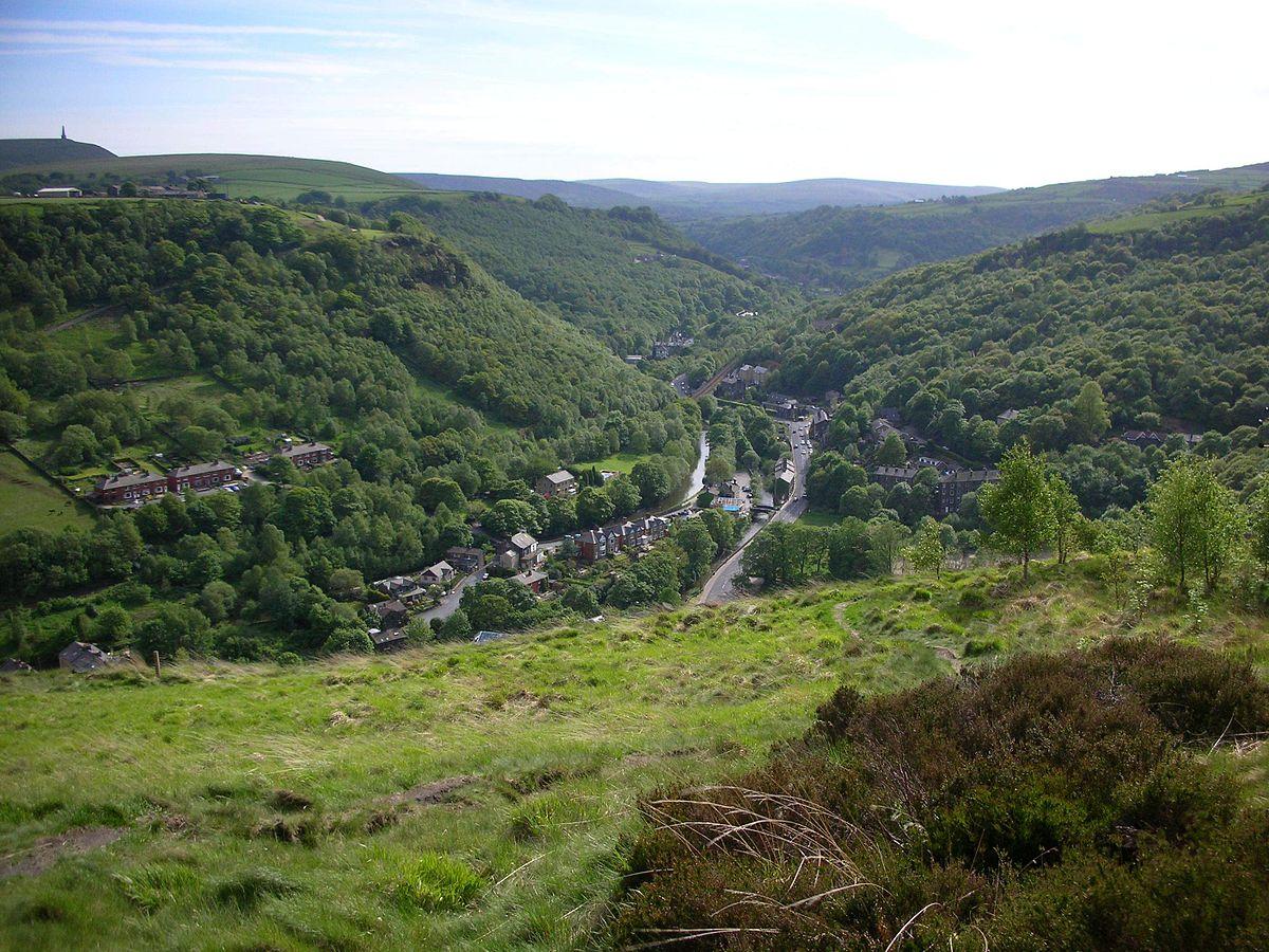 River Calder, West Yorkshire - Wikipedia