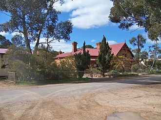 Callington, South Australia - Callington Primary School main building