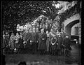 Calvin Coolidge and group of boys outside White House, Washington, D.C. LCCN2016888290.jpg