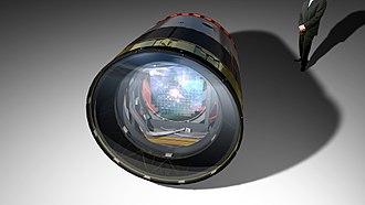 Large Synoptic Survey Telescope - Image: Camera LSST