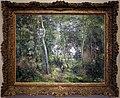 Camille pissarro, limite della foresta presso l'hermitage, pontoise, 1879, 01.jpg