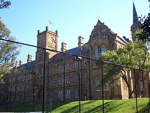 St Andrew's College, University of Sydney - St Andrew's College