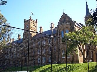 St Andrew's College, University of Sydney - St Andrew's College