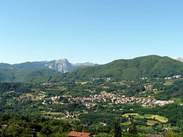 Camporgiano – Panorama