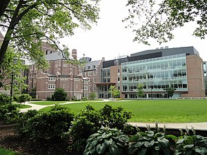 Emmanuel College (Massachusetts) - Emmanuel College, Maureen Murphy Wilkens Science Center