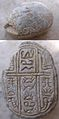 Canaanite Scarab. found in Fandakumiah. Samaria.jpg
