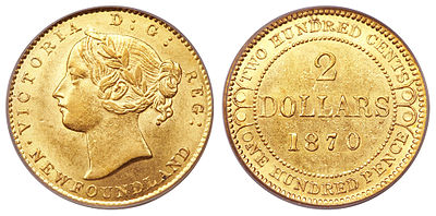 Newfoundland 2 Dollar Coin Wikipedia