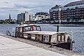 Canal Barge - Hanover Quay (Dublin) - panoramio.jpg